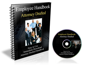Employee Handbook - Business Protection Documents