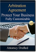 Download California Arbitration Agreement Documents