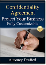 Confidentiality Agreement California