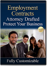 Employment Contracts California employment agreement business protection documents