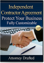 Independent Contractor Agreement California