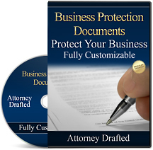 Business Protection Documents California